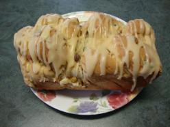 Glazed Christmas Bread