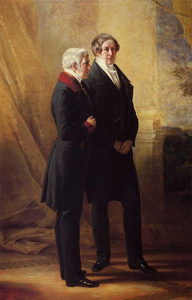 The Duke Of Wellington and Sir Robert Peel,1844