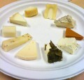 Cheese Platter Ideas, Recipes - Cheese and Fruit Party Plates