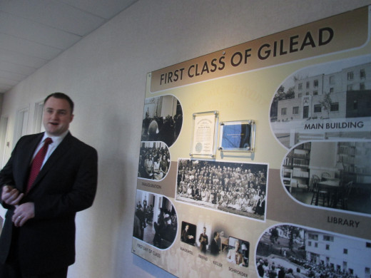 Various classes are held at the Patterson Educational facility such as the Class of Gilead which trains volunteers how to be effective in their ministry based on the Bible. Some of the graduates are sent to other countries as Bible teachers.