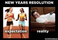 Why Your New Year's Resolutions FAIL