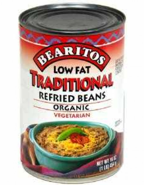 Making Canned Refried Beans Delicious