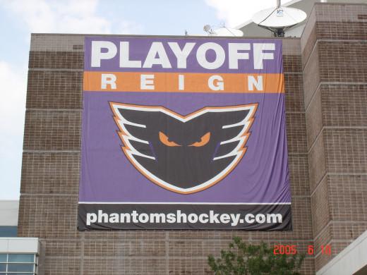 Philadelphia Phantoms - Calder Cup final game four