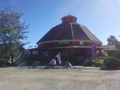 14 sided round barn