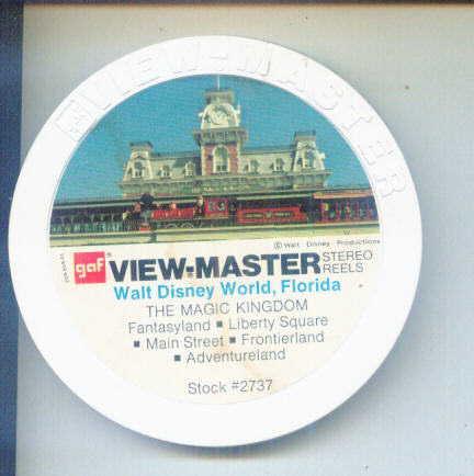Walt disney World, 8 pk. 50's