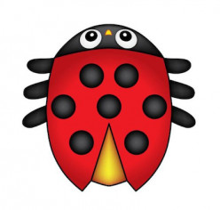 Colorful Ladybug Toys for Children aged 5 to 7 years