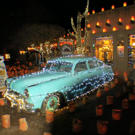 Tubac Shop Owners go all out for Fiesta de La Navidad