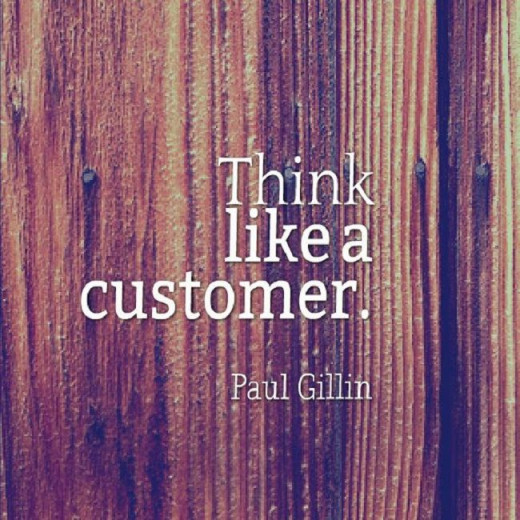 It's about the customers - always.