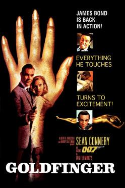 Film Review: Goldfinger