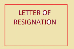 Resignation Letter - How to Write