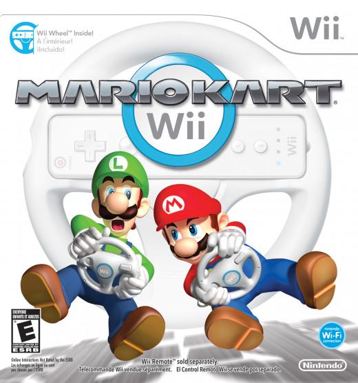 Mario Kart - The Friendship Destroyer