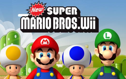 Super Mario Strikes Again