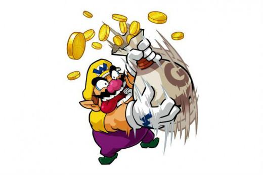 Greedy Wario