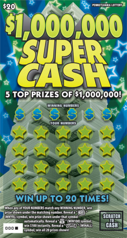 Better Chance At Winning Scratch-Off Lottery