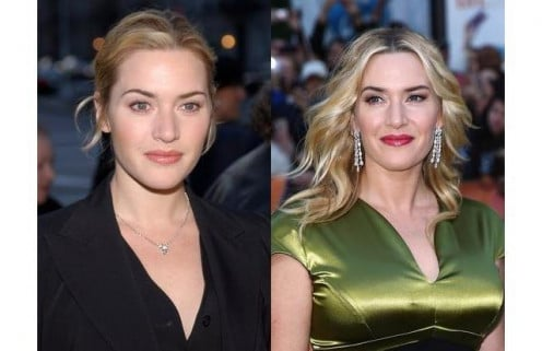 Kate Winslet loves her fans as well as acting.
