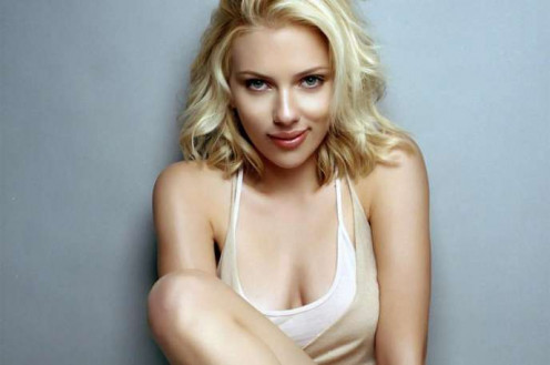 If Scarlett Johanssen is not in a blockbuster film, she is directing it or doing work behind the camera
