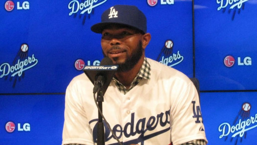 Howie Kendrick should be a difference maker for the Dodgers in 2015.