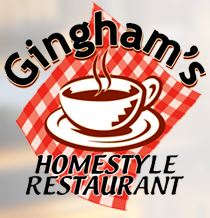 Gingham's Homestyle Restaurant Logo