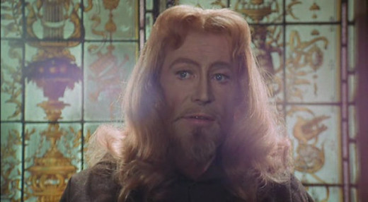Peter O'Toole as Jesus? Well, he would certainly enjoy turning water into wine...