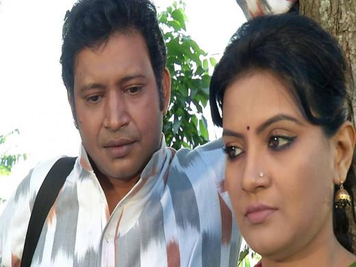 Reju kabiraj and Parul