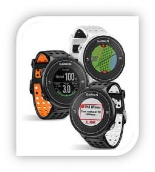 Best Golf GPS Watches - Photo courtesy of GolfGPS1.com