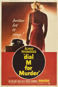 Film Review: Dial M For Murder