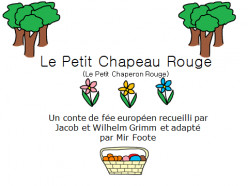 French Lessons: Le Petit Chapeau Rouge