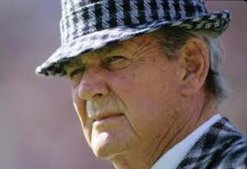 "Paul William ""Bear"" Bryant Alabama's (and college football's) winningest coach"