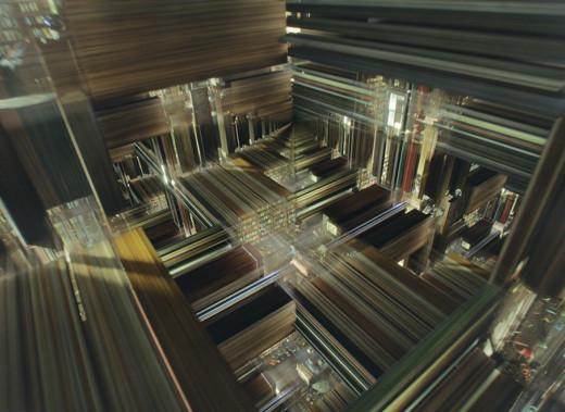 Interstellar Tesseract Explained