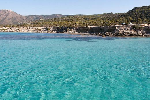 Blue lagoon - Akamas - Polis, Paphos