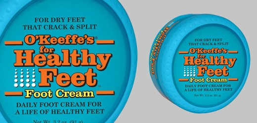 O'Keefe's Healthy Feet Cream