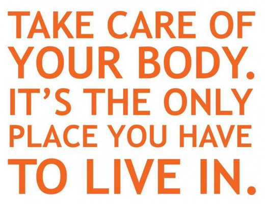 Take care of your health!