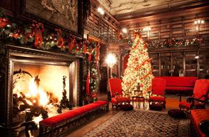 Biltmore House at Christmas