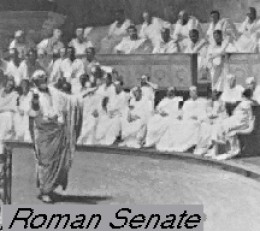 Romans Were Known For Their Civility Until The Empire Began To Crumble