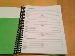 Printable 2015 Weekly Planner