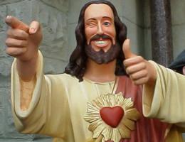 "A different ""Jesus."""