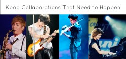 8 Korean Entertainers and Musicians that Should Collaborate