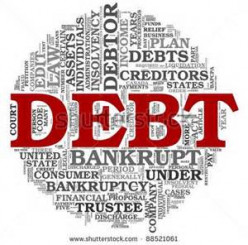 Your Credit File: County Court Judgements and Administration Orders.