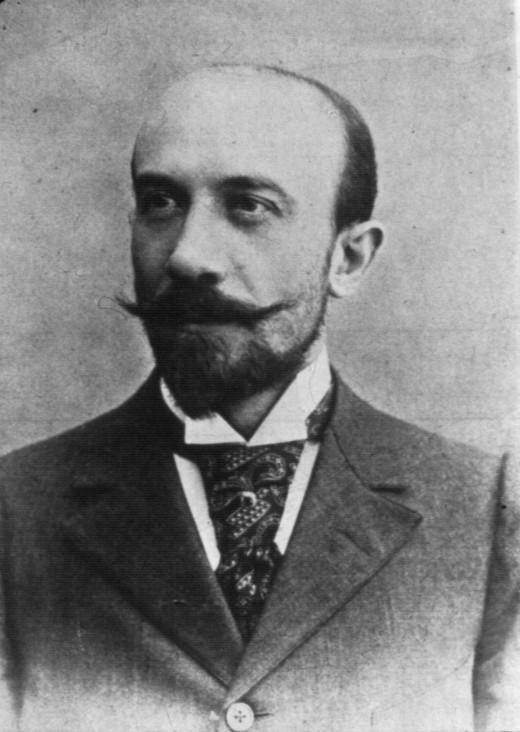 Portrait of Georges Méliès