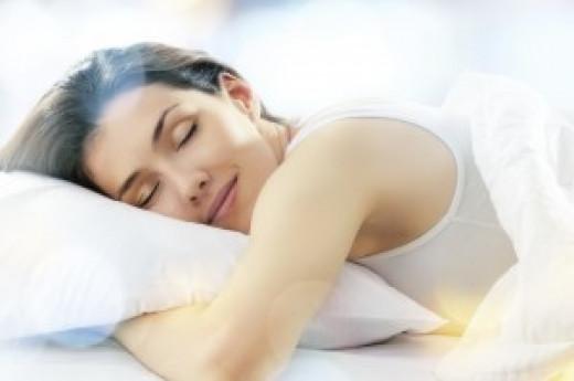 Get more sleep.