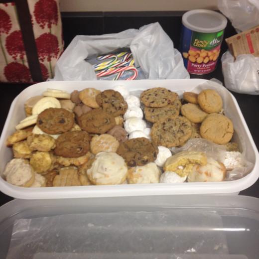 Work cookies!