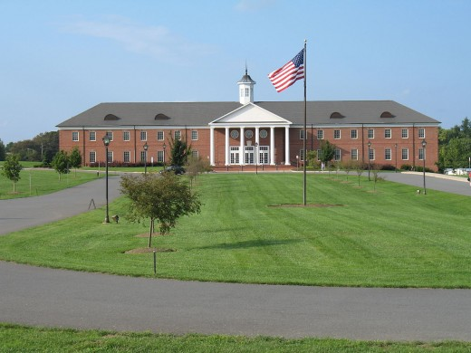 Founders Hall at Patrick Henry College