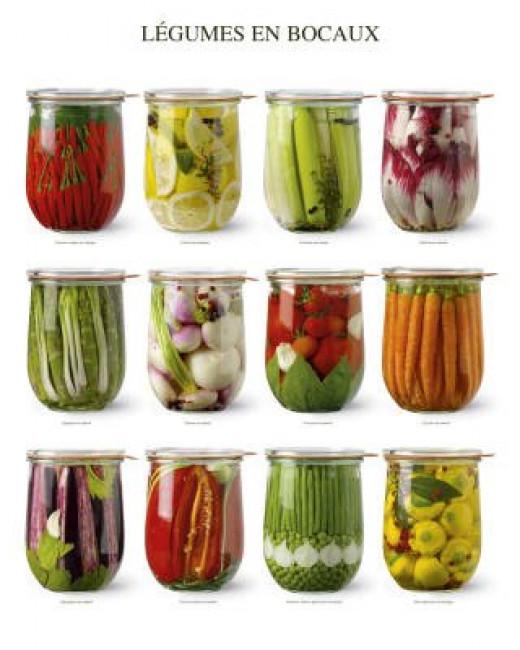 preserve vegetables