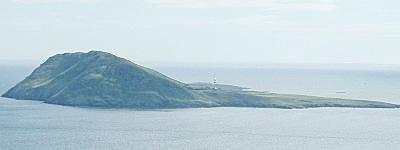 Bardsey Island or Ynys Enlli