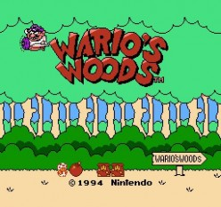 Retro Game Review: Wario's Woods NES