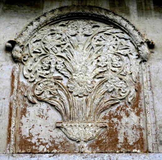 Stucco design