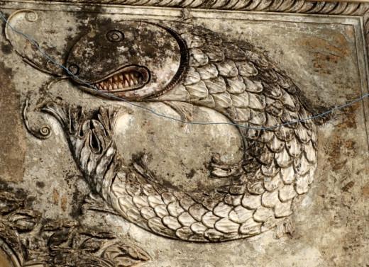 Fish motif