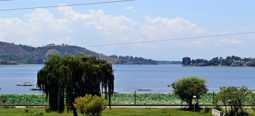 Wular Lake, SriNagar, Jammu & Kashmir