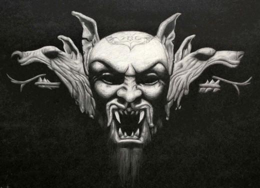 Dracula motif