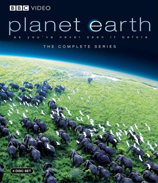 Planet Earth The Complete BBC Series